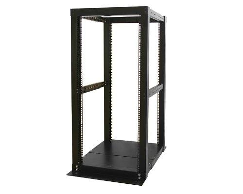 StarTech.com 25U 4 Post Server Open Frame Rack Cabinet