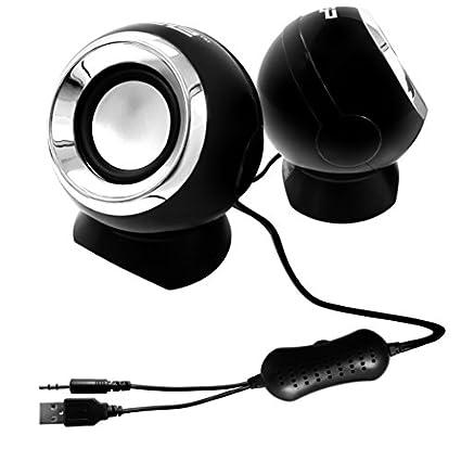 Digital Essentials (DESPKPC-1000) 2.0 USB Multimedia Speakers