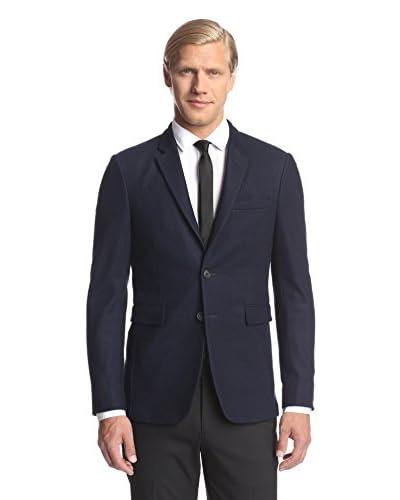Burberry Men's Slim Fit Notch Lapel Sport Coat