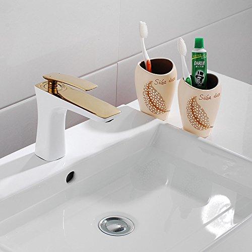 jinrou-moderne-luxe-contemporain-evier-touche-golden-bain-baignoire-jardin-robinet-simple-union-roti