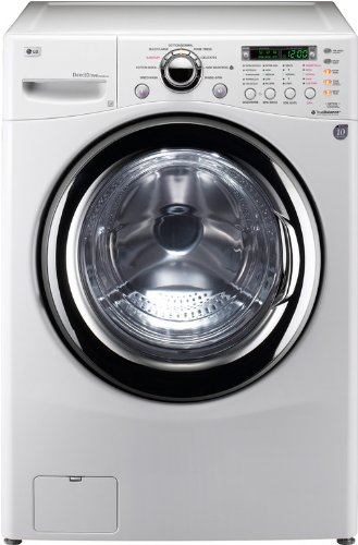 LG 3.6 CF FRONT LOAD WASHER DRYER COMBO