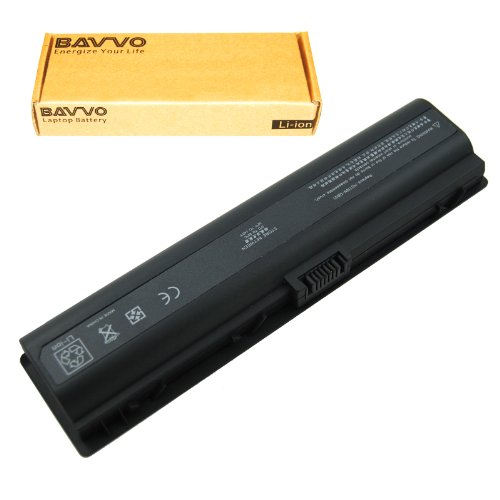 Bavvo 6-apartment Laptop Battery for HP/Compaq 455806-001 F500 432307-001 441425-001 432306 432306-001