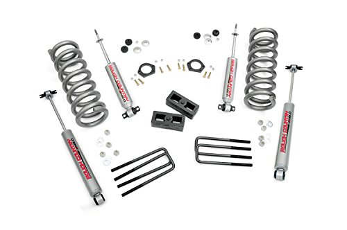 Rough Country - 230.20 - 2-inch Suspension Leveling Lift Kit w/ Premium N2.0 Shocks (Rough Country Lift Kit Yukon compare prices)