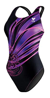 TYR Women's Danger Zone Maxback