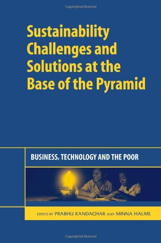 Sustainability Challenges and Solutions at the Base of...
