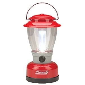 Coleman Family Sized Classic LED Lantern by Coleman Camping