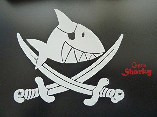 20282-Die-Spiegelburg-Captn-Sharky-Tischset-Coole-Piratenflagge