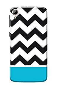 HTC 828 Back Case Kanvas Cases Premium Quality Designer 3D Printed Lightweight Slim Matte Finish Hard Cover for HTC 828