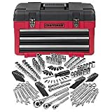 Craftsman 182 pc. Mechanics Tool Set with 3-Drawer Chest, #33182