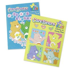 Care Bears Coloring and Activity Book (Assorted)- Assorted Care Bears Activity Book by American Greetings