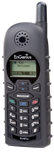 EnGenius Accessory DURAFON1X-HC 1x System Phone Handset Black