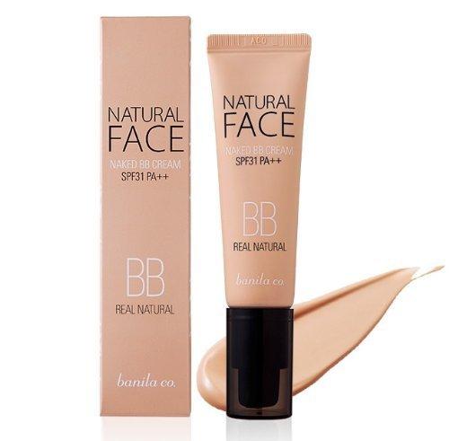 Banila co. Natural Face Naked BB Cream (SPF31/PA++) - #2 Real Natural by Banila co.
