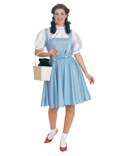 Rubies Costume Co R15473-STD Wizard Of Oz Dorothy Adult Size Standard