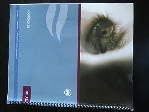 Psy 101 Psychology (Custom Edition for Rio Salado College) (9th)