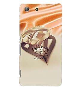 Kingcase Printed Back Case Cover For Sony Xperia M5 Dual SIM - Multicolor