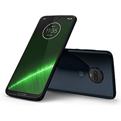 Motorola(モトローラ) Moto G7 Plus ディープインディゴ[6.24インチ メモリ 4gb ストレージ 64gb] Padu0003jp