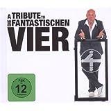 """A Tribute To Die Fantastischen Vier (Limited Edition mit Bonus-DVD im Hardcover Buch inkl. 48 seitigen Booklett, Doppel-CD + DVD)von """"Various"""""""