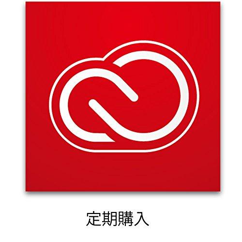 Adobe Creative Cloud コンプリート サブスクリプション(月々払い)[定期購入]  【12,000円分のギフト券プレゼント※12か月プランのみ対象】