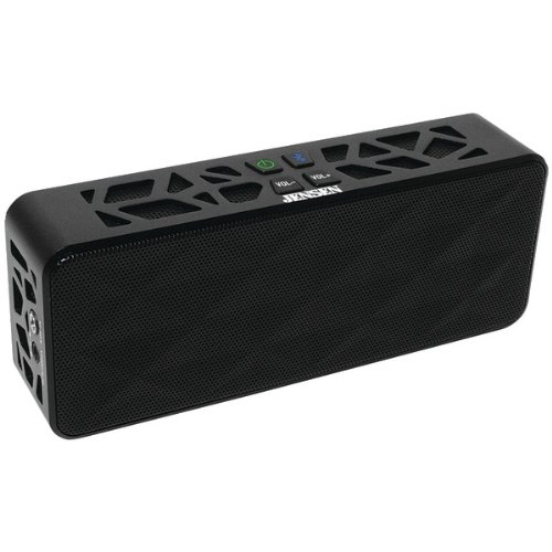 Jensen Smps-650 Portable Bluetooth(R) Wireless Rechargeable Speaker