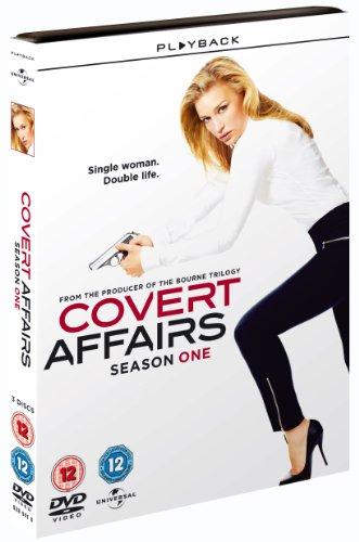 Covert Affairs - Season 1 [DVD]