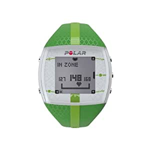 Polar Women's FT4 Heart Rate Monitor and Sports Watch - Green