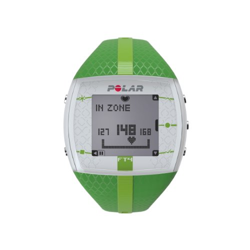 Polar FT4 Cardiofrequenzimetro, Verde