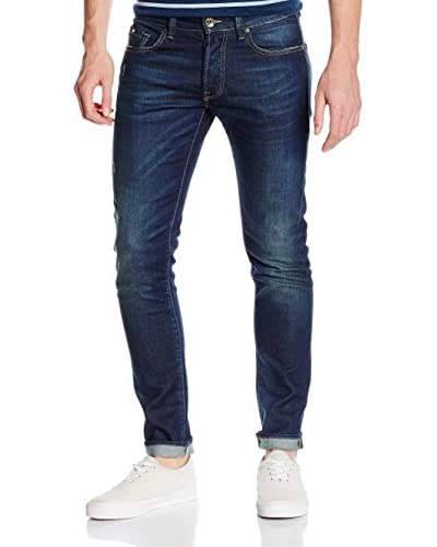 GAS Jeans Norton Carrot [Blu Denim]