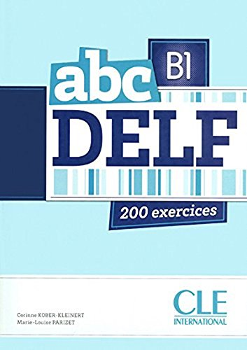 ABC DELF B1 (1CD audio MP3) 200 ex.  [Corinne Kober-Kleinert - Cle] (Tapa Blanda)