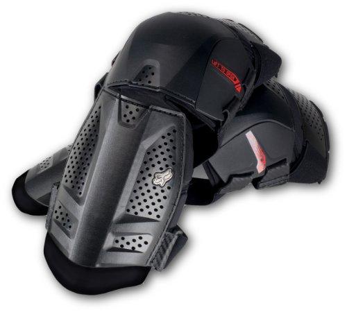 Fox Racing FOX Launch Shorty Knee Pad (Black, One Size)