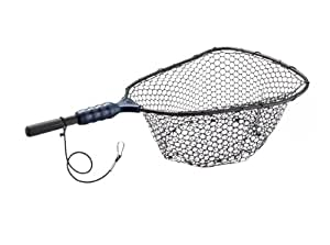 Ego wade nets large rubber fishing nets for Amazon fishing net