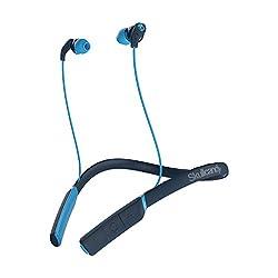 Skullcandy S2CDW-J477 In-Ear Wireless Headphones (Navy/Blue)