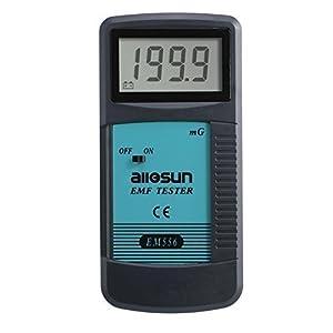 all-sun Digital EMF Meter Electromagnetic Radiation Detector Dosimeter from Zhangzhou Eastern Intelligent Meter Co