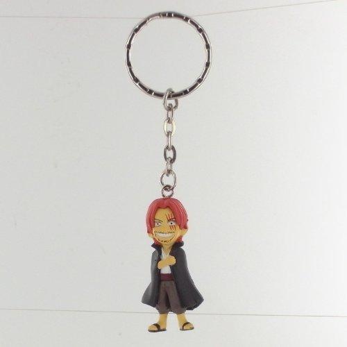 One Piece Porte-clé Figurine Shanks