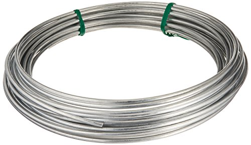 The Hillman Group 122062 Galvanized Utility Wire, 9-Gauge (Trellis Wire compare prices)