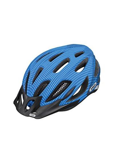 ABUS Casco da Bicicletta New Gambit Zoom Blu 52-57 cm