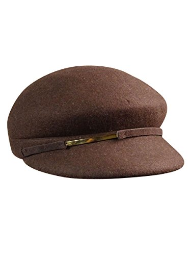 nine-west-womens-felt-metallic-trim-newsboy-cap-brown