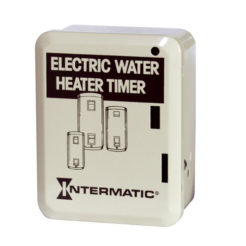 Compare ways to control water heater - Water Heater Timer