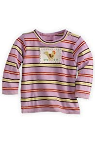 Lula La Baby Organic Jersey Stripe Fair Trade T-shirt