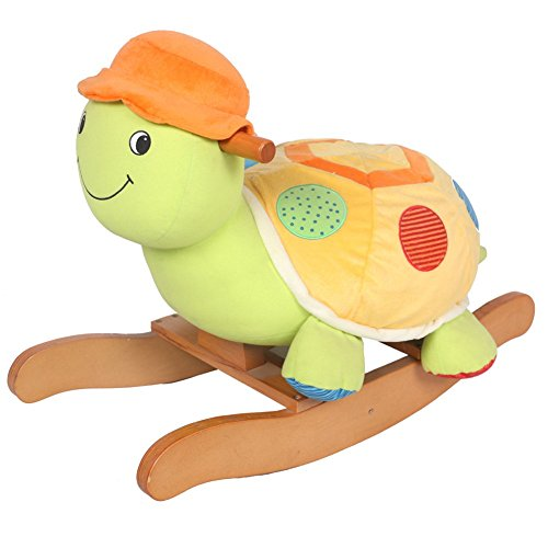 Hessie 1-3 Years Baby Early Educational Rocking Turtle Toy front-188483
