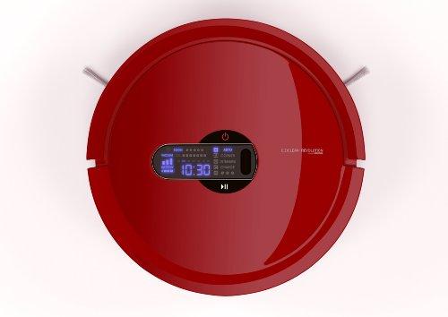 avis e zicom revolution red aspirateur robot. Black Bedroom Furniture Sets. Home Design Ideas