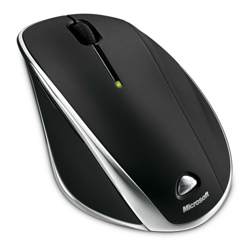 Microsoft Wireless  Rechargeable Laser Mouse 7000 Mac/Windows (Natural Keyboard 7000 compare prices)