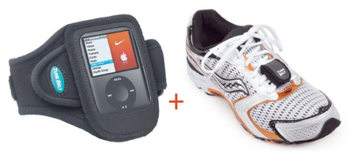 Sport Armband For Ipod Nano 3Rd Generation When Using With A Connected Nike Sport Kit Receiver And Sensor Case For Nike + Ipod Sport Kit Sensor (Does Not Include Sensor)