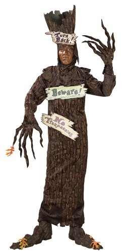 Men's Haunted Tree Adult