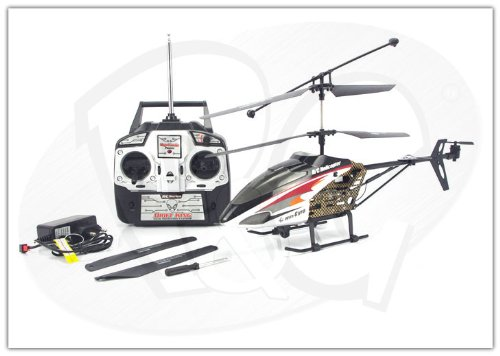 Love Shop 3.5CH Alloy WIFI RC Helicopter RTF by Iphone Controlled(Random Color)