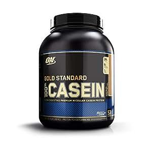 Optimum Nutrition 100% Casein Protein, Chocolate Peanut Butter, 4 Pound