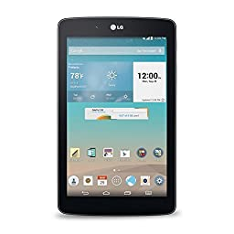 H2O LG G PAD No Contract Phone - Retail Packaging (H2O Wireless)