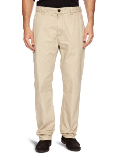 Timberland Lynnwood Twill Chino Straight Men's Trousers Sand W31INxL34IN