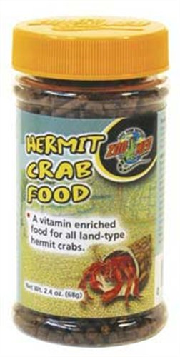 Zoo Med Hermit Crab Food 2 4-OunceB00027ZWFO