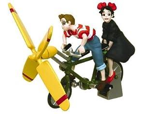 トミカリミテッドコレクション 魔女の宅急便 トンボの自転車