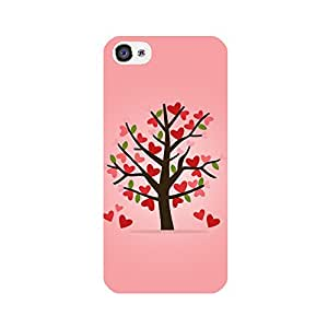 Skintice Designer Back Cover with direct 3D sublimation printing for Apple iPhone 4/4S